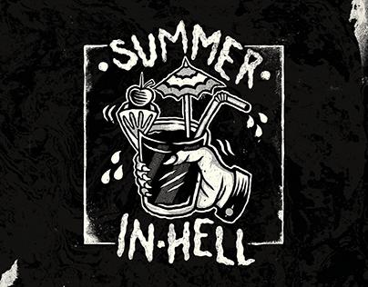 Summer in Hell - Handmade Textures