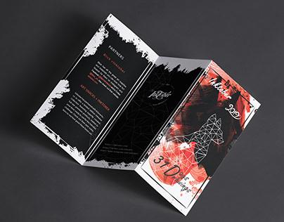 Inktober brochures & newsletters