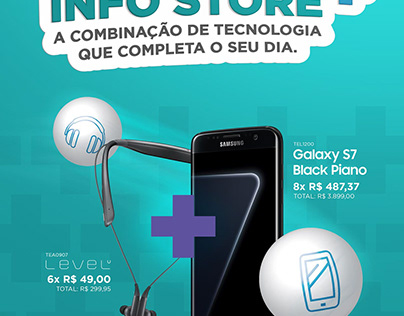 Combina + Info Store