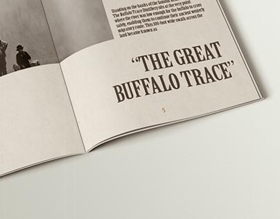 Buffalo Trace Booklet