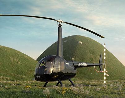Stylized R44