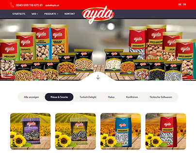 AYDA FOOD AND NUTS