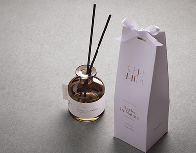 WALKERHILL Diffuser Package design