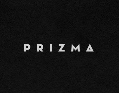 Prizma Art Gallery Brand Identity