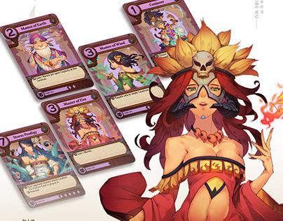 Game concept-Warriors of JOGU