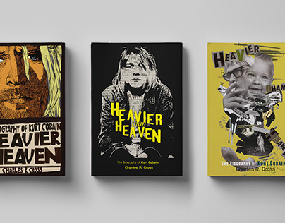 BOOK COVER: Heavier than Heaven