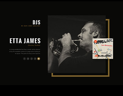 CitySoul Music WordPress Theme - Nightclub Party Bars
