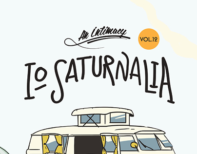"An Intimacy vol 12 ""Io Saturnalia"""
