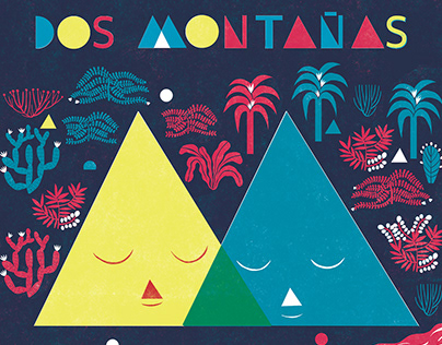 Dos montañas, Ed. AH Pípala, 2018.
