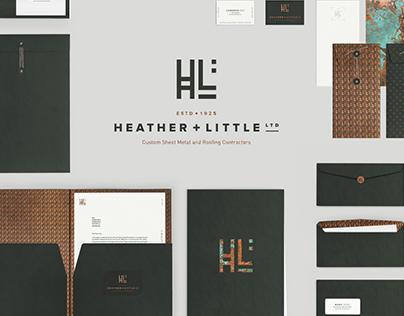 Heather & Little / Branding