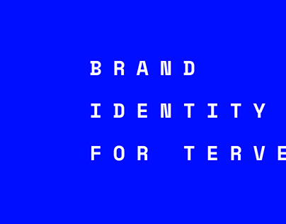 Brand Identity for Terve