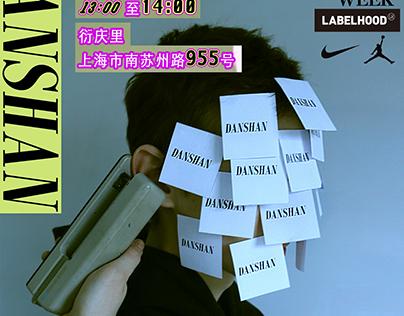 DANSHAN brand presentation at SHANGHAI fashion week