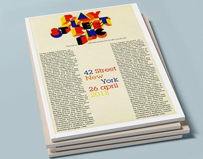 //Rethinking Lubalin Journal Design\\