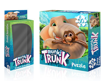 Munki and Trunk Packaging