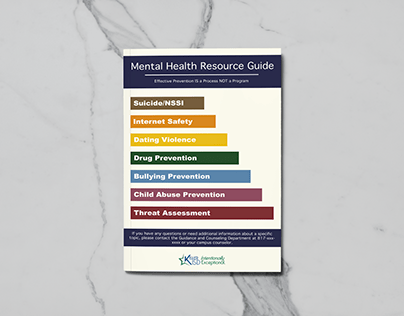 Mental Mealth Resource Guides