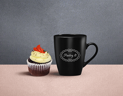 Pastry.lt I Branding and web design