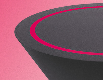 Hypercoil Wireless Charger— Industrial Design