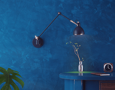 Laito Gentle Wall Lamp Scene