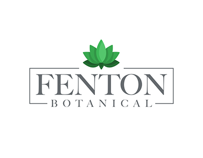 Fenton Botanical -- Logo Design & Brand Development