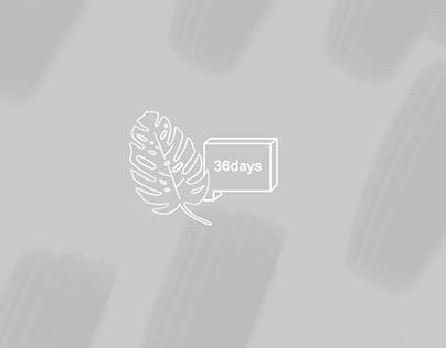 36 Days of Type / 2018