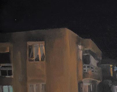 """Balcony"" (Details)"