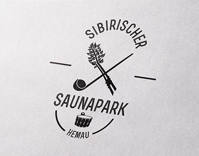 Conceptual Logo Design - Siberian Sauna Park