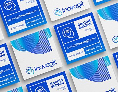 Inovagit — Rebranding