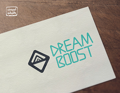 Dream Boost Logo Design