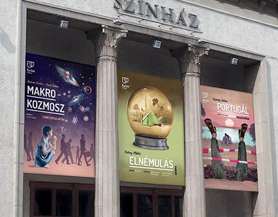 Theatre Posters 2019–2020 / The Season of Smile