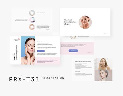 Presentation/Cosmetology/Beauty