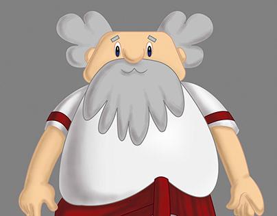 Ilustración - Personajes 2D