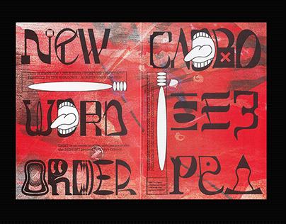 RMNT002 Zine - New Word Order