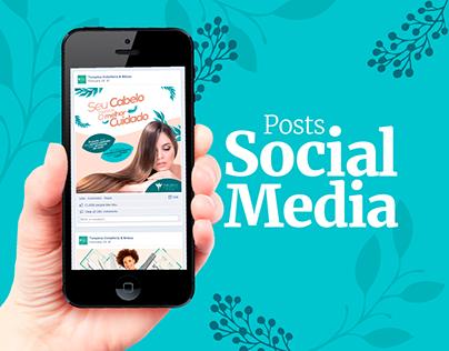 Posts - Social Media - Esmalteria