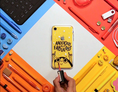Video | Phone cover illustration