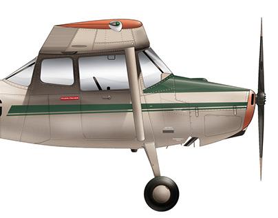 Aircraft Illustrations