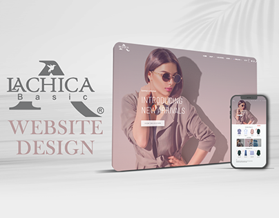La Chica Website