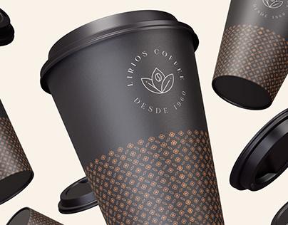 Lirios Coffee - Brand Identity