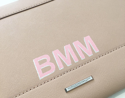 Rebecca Minkoff Handbag Monogram