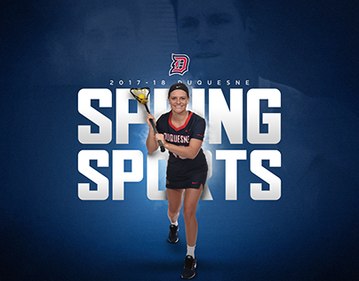 2017-18 Duquesne Spring Sports