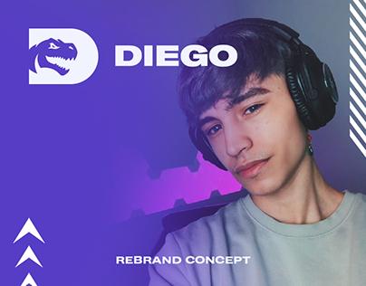 Diegosaurs | Rebranding
