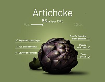 Vitamin Base - ARTICHOKE