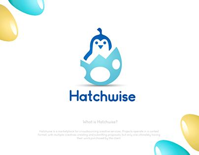 Hatchwise Logo Branding