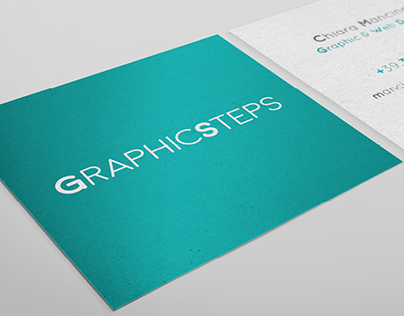 GraphicSteps - Personal Branding