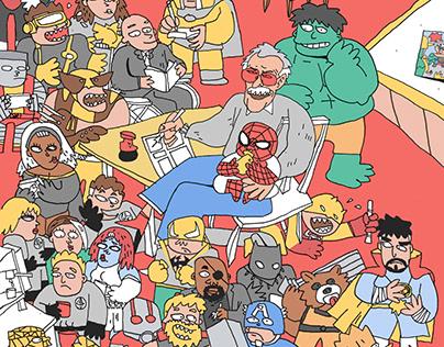 Rest in Peace,Stan Lee