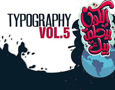 Typography vol.5