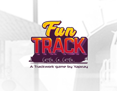 Fun Track Board Game