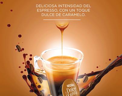 Look & Feel - Nescafé Dolce Gusto