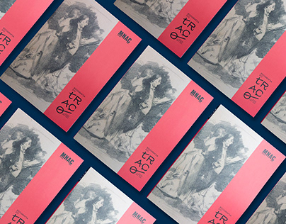 Cultural identity and editorial design for MNAC Lisbon