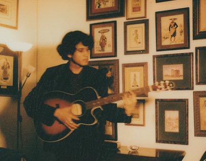 Polaroids of Sasan Fai