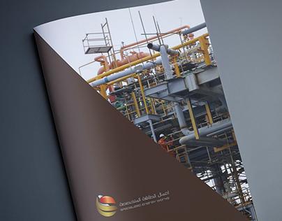 SPEW Company Printed Profile